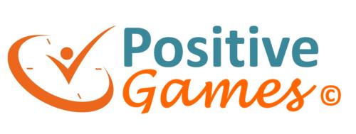 Logo Positive Games